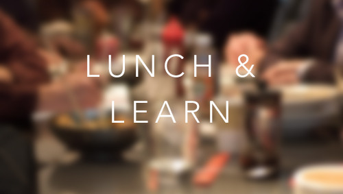 DSA Lunch & Learn